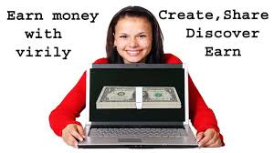 Virily earn money