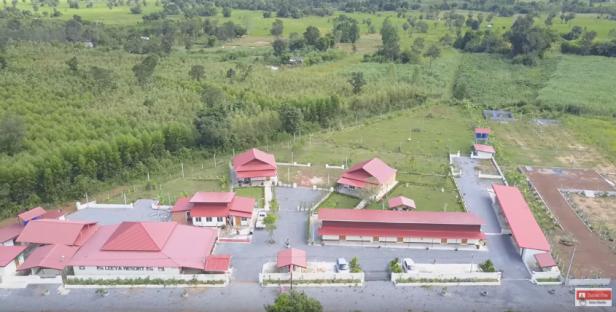 leeya Resort drone 6