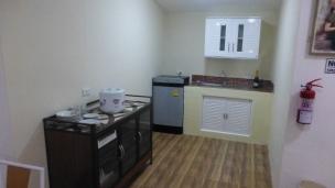 Small internal kitchens