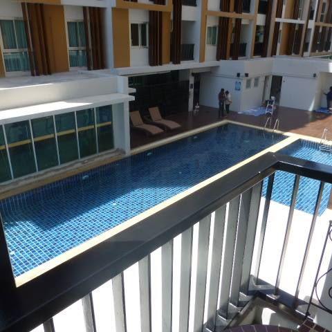 6th floor condo