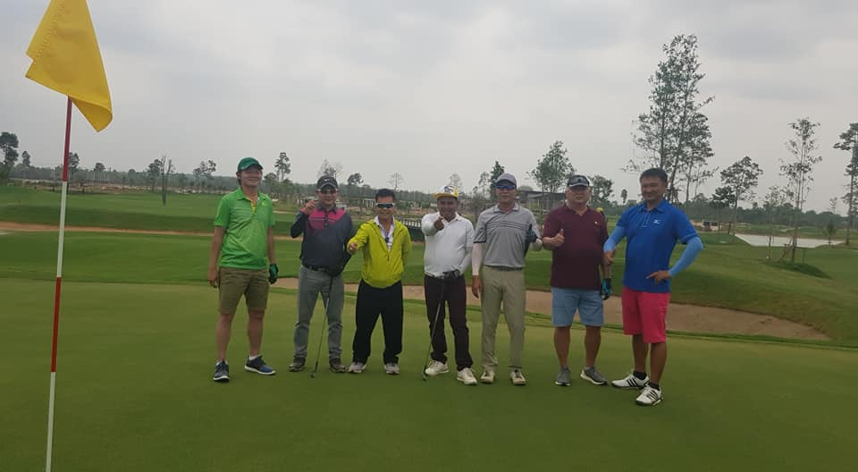 Royal creek golf club and Resort UdonThani