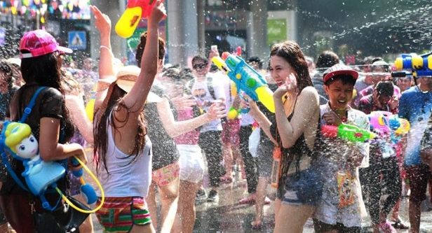 Songkran in UdonThani