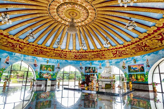 Phuttha Utthayan Wat Pa Dong Rai Lotus Temple UdonThani