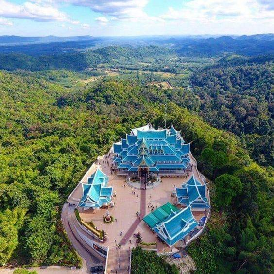 Wat Pa Phu Kon is a Buddhist Temple located in Udon Thani
