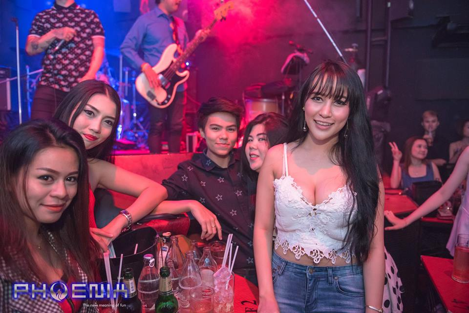 Phoenix is the most modern nightclub in Udon Thani (Thailand) and also one of the most popular with younger clubbers