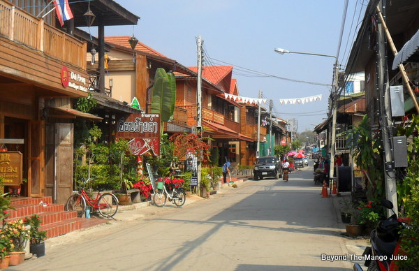 Chiang Khan Loei. Chiang Khan is one of the places everyone is talking about. This little corner of Thailand is abundant with greenery, culture