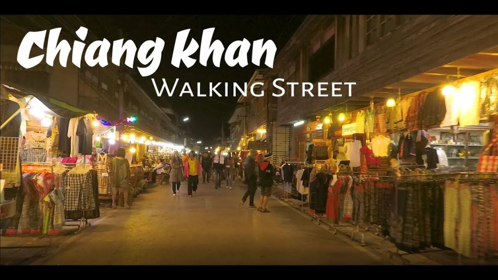 Chiang Khan is one of the places everyone is talking about. This little corner of Thailand is abundant with greenery, culture