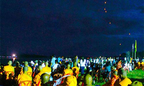Nong Khai Naga Fireball