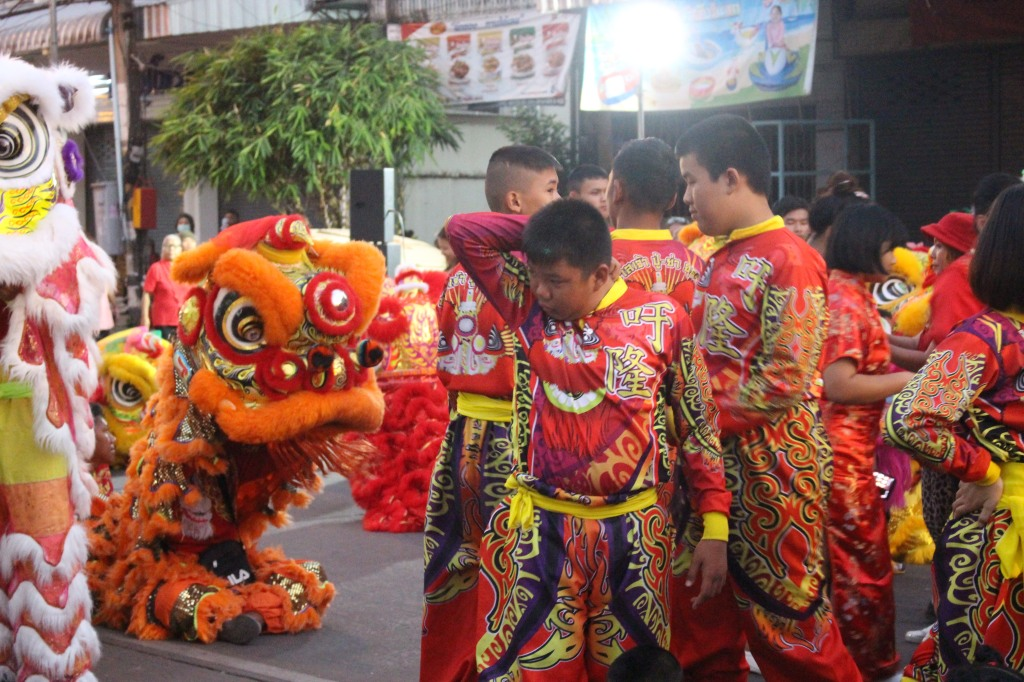 Chinese New Year 2020 in UdonThani