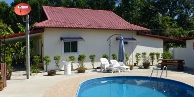 UdonThani pool villa Rentals