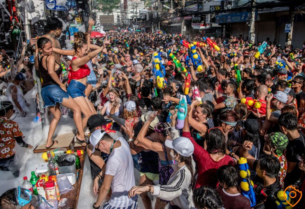 Songkran is the most important day in Thailand.