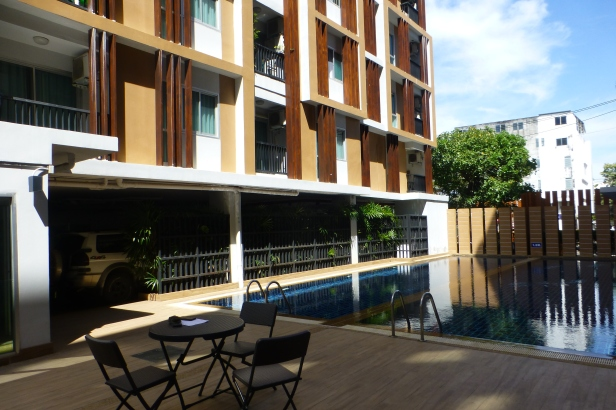 Condominium ownership by foreigners in Thailand.