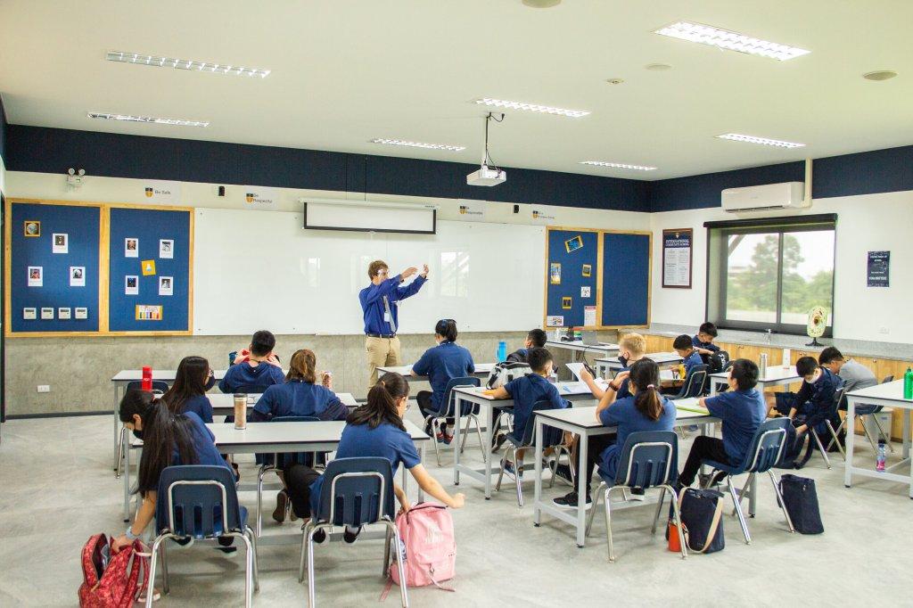 International Community School  Bangkok & Udon Thani, Thailand