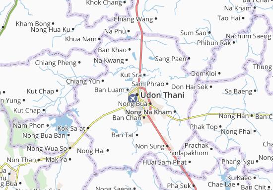 Udon Thani map  Udonmap  UdonThani city map. #udonmap  #Udonmaps